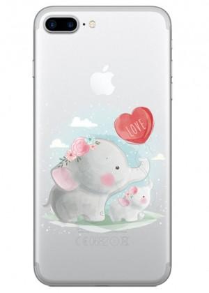 Kalp Balonlu Filler Telefon Kılıfı