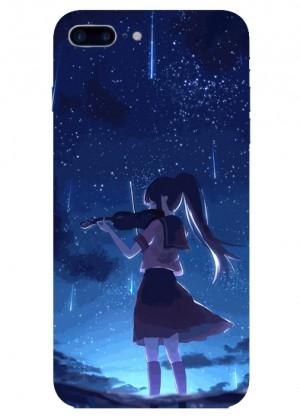 Kemanlı Anime Telefon Kılıfı
