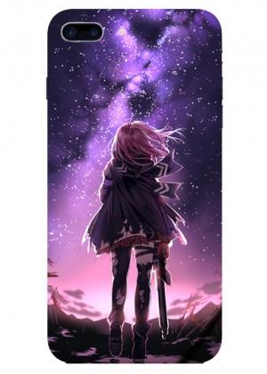 Sınır Ötesi Anime Telefon Kılıfı