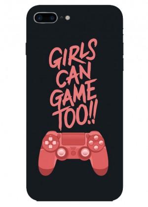 Girls Can Game Telefon Kılıfı