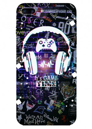 İt's Game Time Telefon Kılıfı