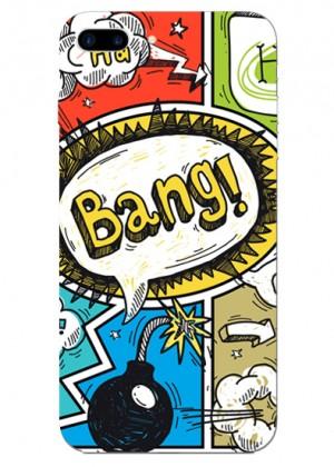 Bang Popart Telefon Kılıfı