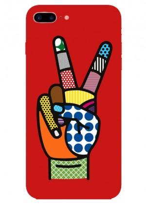 Desenli Popart Telefon Kılıfı
