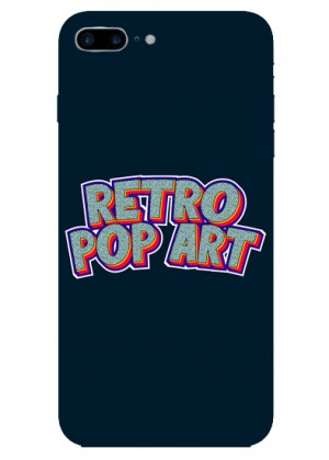 Retro Popart Telefon Kılıfı