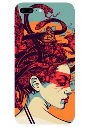 Popart Medusa Telefon Kılıfı