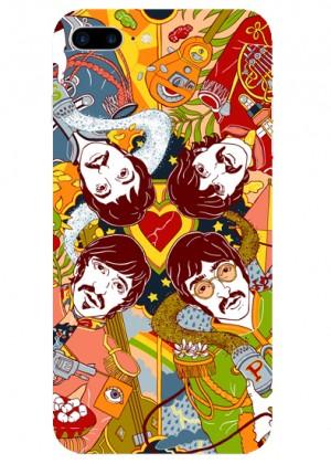 Popart The Beatles Telefon Kılıfı