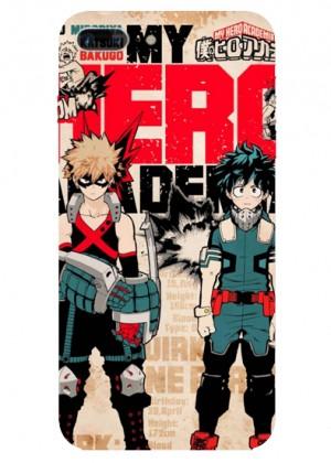 Boku No Hero Academia Anime Telefon Kılıfı