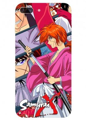 Rurouni Kenshin Anime Telefon Kılıfı