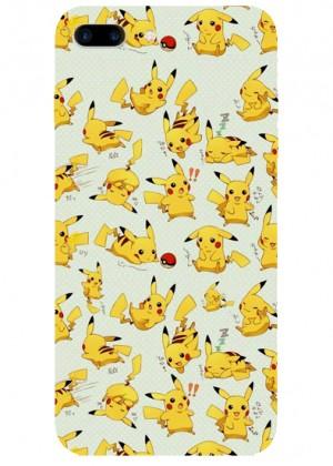 Pikachu Çizgifilm Telefon Kılıfı
