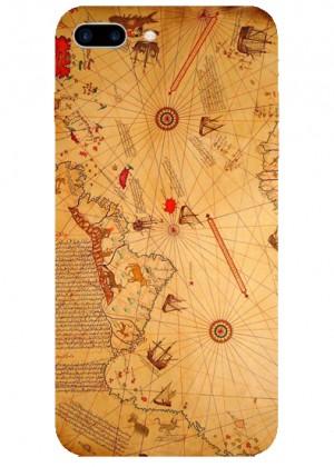 Piri Reis Haritası Telefon Kılıfı