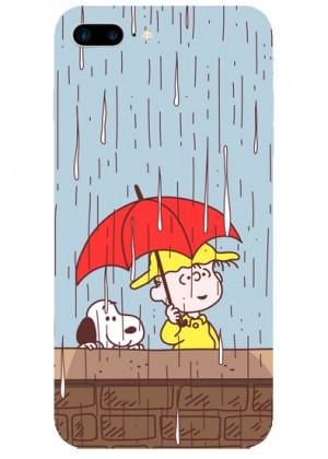 Snoopy Çizgifilm Telefon Kılıfı