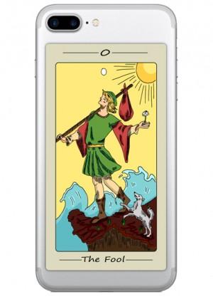 The Fool Tarot Kartı Telefon Kılıfı