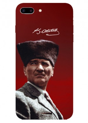 Atatürk İmzalı Telefon Kılıfı