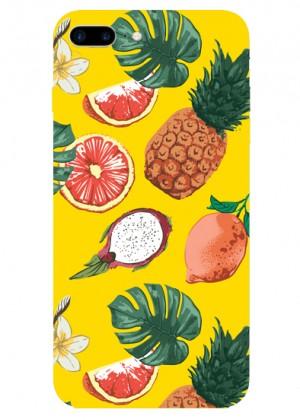 Karışık Meyve Desenli Telefon Kılıfı