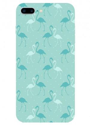 Flamingo Çizimli Telefon Kılıfı