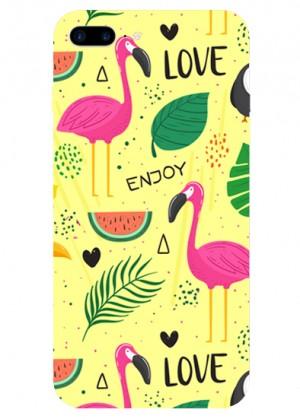 Love Flamingo Telefon Kılıfı