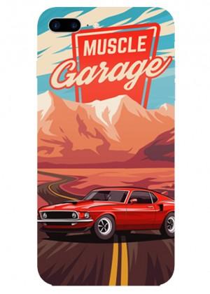 Muscle Garage Telefon Kılıfı