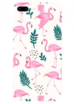 Pembe Flamingolar Telefon Kılıfı
