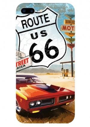 Route us 66 Telefon Kılıfı