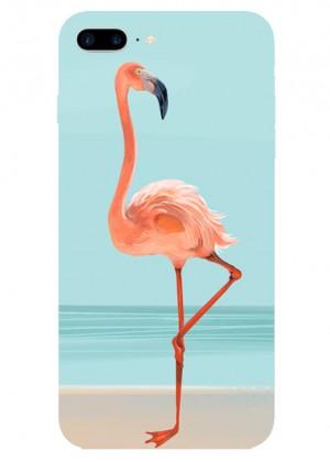 Summer Flamingo Telefon Kılıfı
