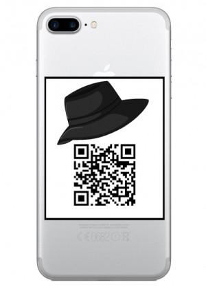 Şapkalı Hes Kodu Telefon Kılıfı