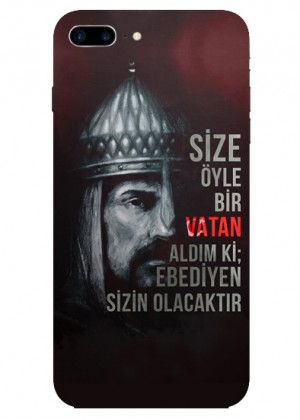 Sultan Alp Arslan Telefon Kılıfı