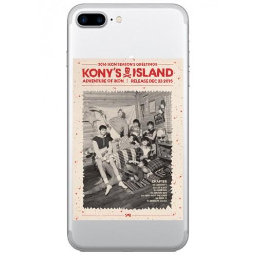 i̇kon kony's island telefon kılıfı