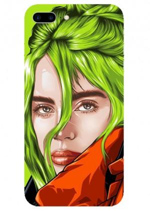 Billie Eilish Pop Art Telefon Kılıfı