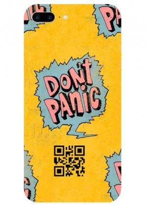 Dont Panic Hes Kodu Telefon Kılıfı