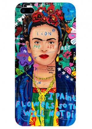 Frida Kahlo Pop Art Telefon Kılıfı