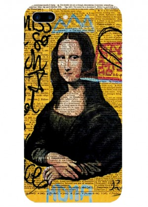 Mona Lisa Pop Art Telefon Kılıfı