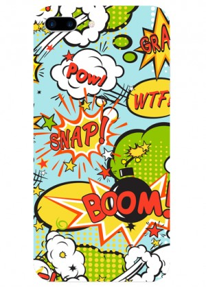Renkli Popart Telefon Kılıfı