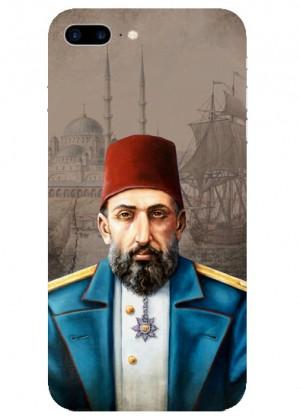 Sultan Abdülhamit Han Telefon Kılıfı