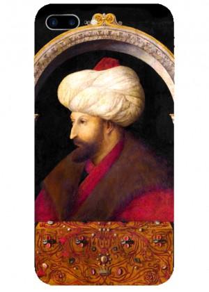 Fatih Sultan Mehmet Portresi Telefon Kılıfı