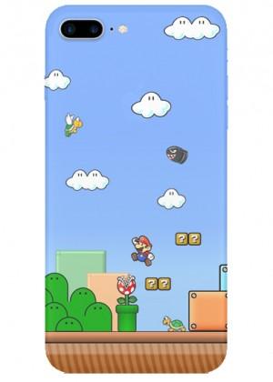 Mario Oyunu Telefon Kılıfı