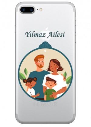 Mutlu Aile Tablosu Telefon Kılıfı