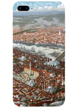 Osmanlıda İstanbul Telefon Kılıfı