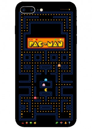 Pac-Man Oyunu Telefon Kılıfı