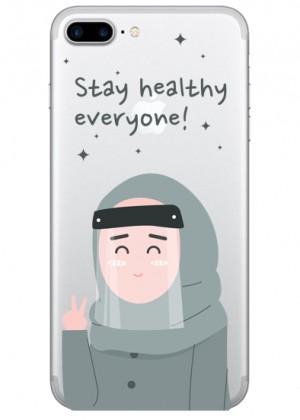 Pandemi Karakterli Telefon Kılıfı