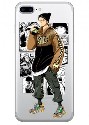 Zoro One Piece Anime Telefon Kılıfı