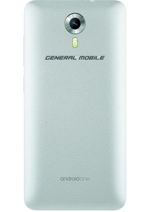 General Mobile 4G Android One Telefon Kılıfı Kendin Tasarla