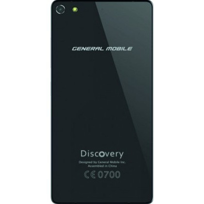 General Mobile Discovery Elite Plus Telefon Kılıfı Kendin Tasarla