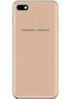 General Mobile GM8 Go Telefon Kılıfı Kendin Tasarla