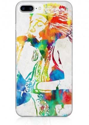 Jim Morrison Renkli Telefon Kılıfı