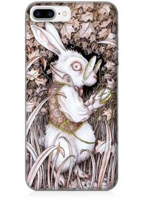 Harikalar Diyarı Beyaz Tavşan Telefon Kılıfı