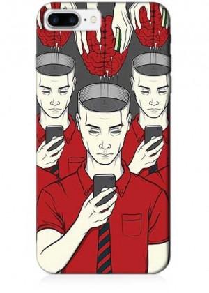 Selfie Desenli Telefon Kilifi