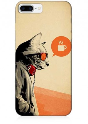 Cool Kedi Telefon Kılıfı