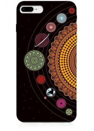 Mandala Solar System Telefon Kılıfı