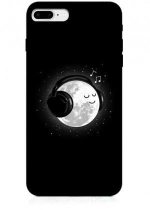 Müzik ve Ay Telefon Kılıfı