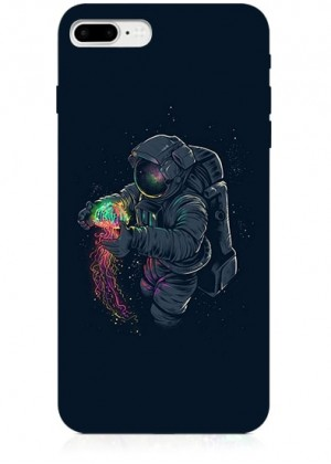 Okyanusta Astronot Telefon Kılıfı